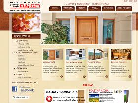 Obišči  http://www.tajhmajster.si
