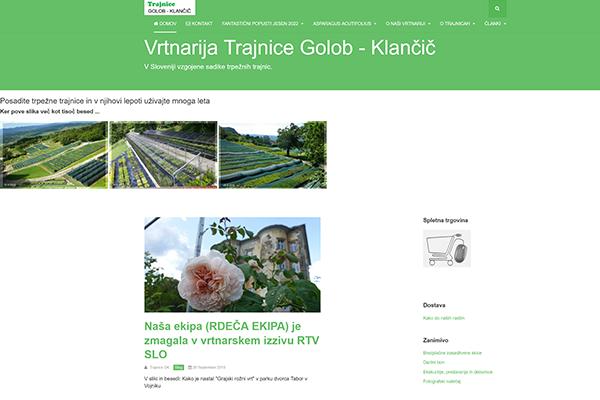 Obišči  http://www.trajnice.com